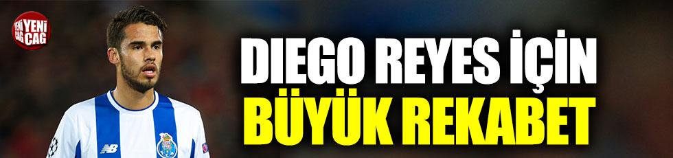 Fenerbahçe'de hedef Diego Reyes