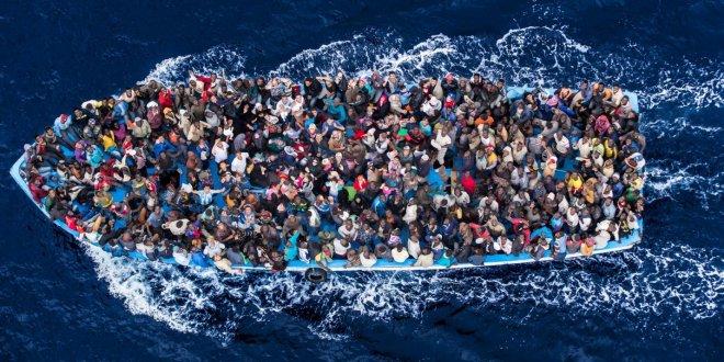 2018 yılında 14 bin göçmen yakalandı