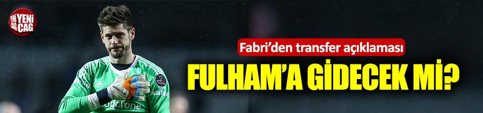Fabri'den transfer itirafı