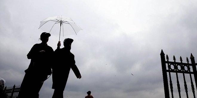 Meteoroloji'den Marmara'ya yağmur uyarısı