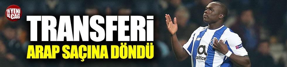 Beşiktaş'ta Aboubakar transferi çıkmaza girdi