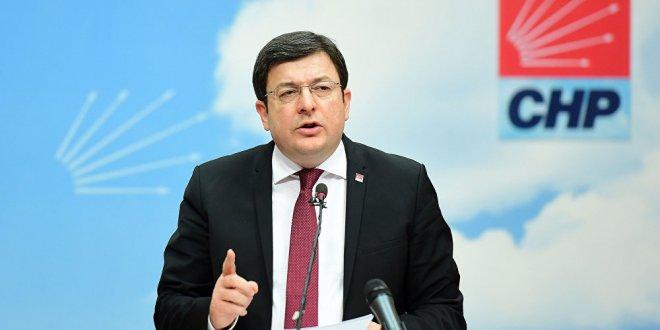 """CHP'li Erkek: """"604 imza genel merkezimize sunulmadı"""""""