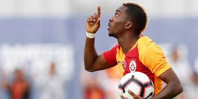 Onyekuru'nun golü Galatasaray'a yetmedi