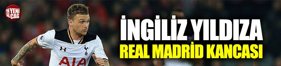 Real Madrid'in hedefi Trippier
