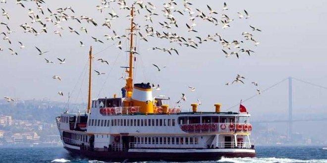 İstanbul'da vapur seferlerine iptal kararı