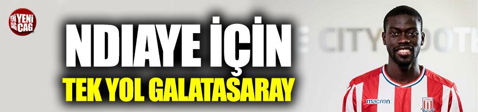 Ndiaye, yolunu Galatasaray'a çevirdi