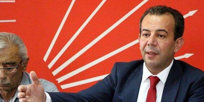 """CHP'li Tanju Özcan'dan Kılıçdaroğlu'na: """"Korku dağları sarmış"""""""