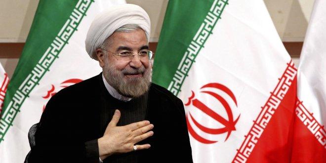İran Cumhurbaşkanı Ruhani'den ABD'ye tepki