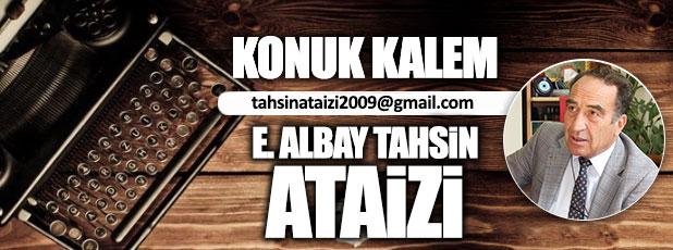 E.Albay Tahin Ataizi / Mısralardaki Çanakkale ruhu