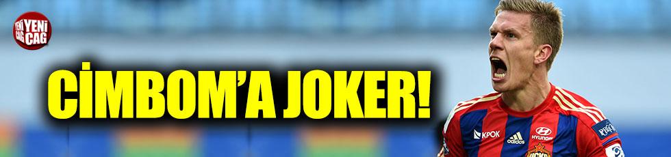 Galatasaray'a İsveçli joker