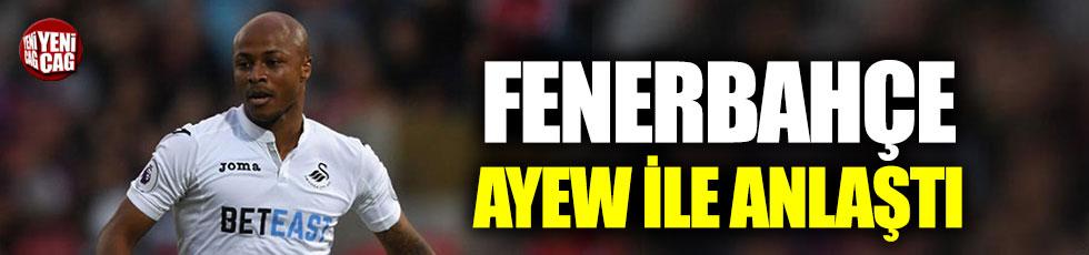 Fenerbahçe, Ayew ile anlaştı