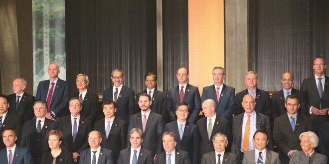 G-20 toplantısında ticaret savaşına karşı tavır çıkmadı