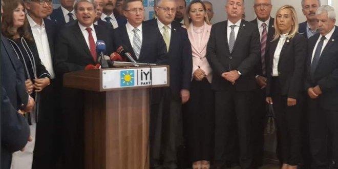 """Aytun Çıray: """"Genel Başkanımız Meral Akşener'dir"""""""