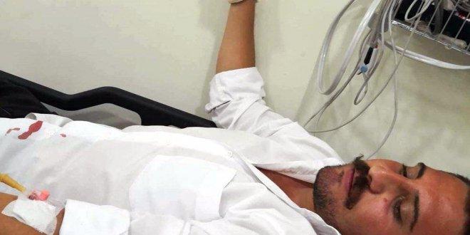 Düğünde maganda kurşunu 2 kişiyi yaraladı