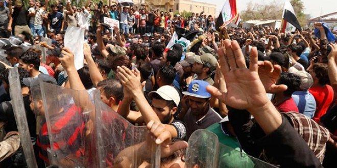 Irak'taki gösterilerde 14 kişi öldü