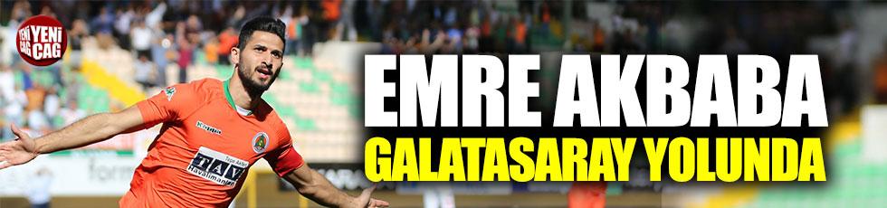 Emre Akbaba, Galatasaray yolunda