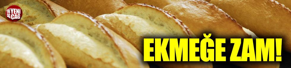 Ekmeğe zam!