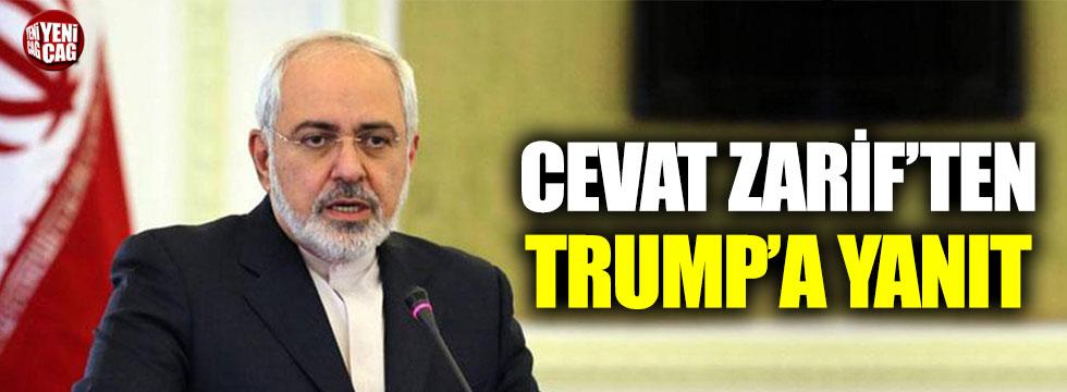 İran Dışişleri Bakanı Zarif'ten Trump'a yanıt
