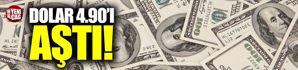 Merkez Bankası'nın kararına dolardan sert tepki!
