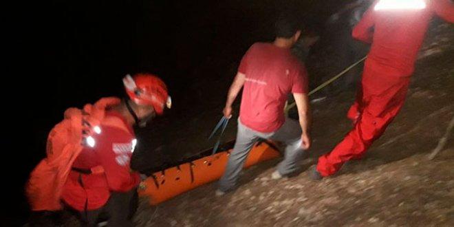 Kayıp çobanın 31 gün sonra cesedi bulundu