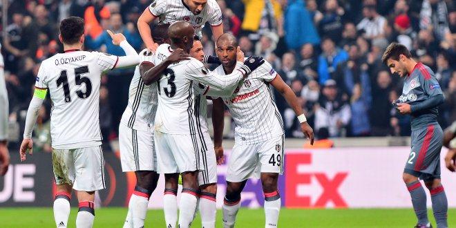 Beşiktaş'ın B36 Torshavn maçı kadrosu belli oldu