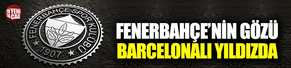 Fenerbahçe'nin gözü Barcelonalı yıldızda