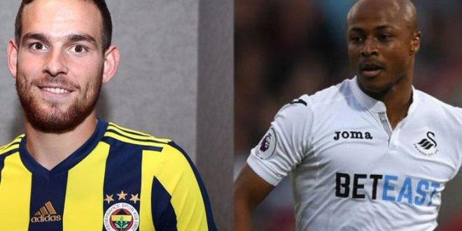 Fenerbahçe'de çifte imza yolda