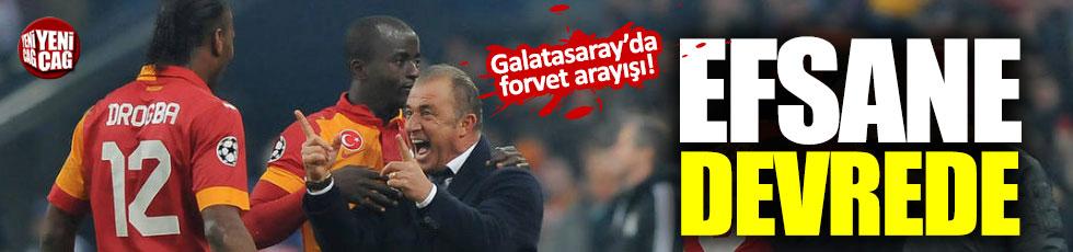 Galatasaray'a yeni forvet: Drogba devrede...