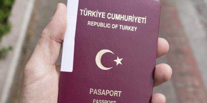 155 bin kişinin pasaportunda yeni gelişme