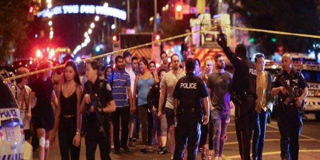 Toronto'daki saldırıyı IŞİD üstlendi