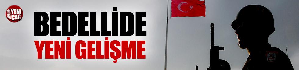 AKP'den bedelli askerlik için yeni önerge