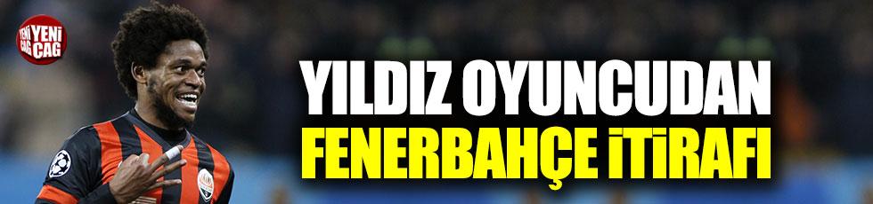 Luiz Adriano'dan Fenerbahçe itirafı