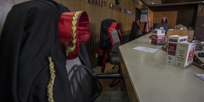 Hakim ve savcıların görev yerinde değişiklik