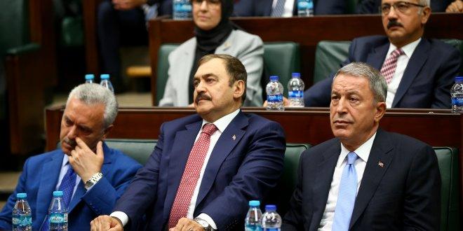 Milli Savunma Bakanı Akar'dan FETÖ açıklaması