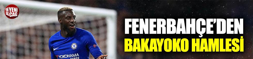 Fenerbahçe'den Bakayoko hamlesi