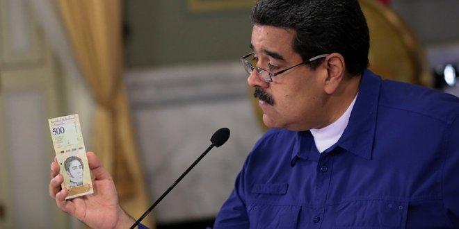 Venezuela'da paradan 5 sıfır atma kararı