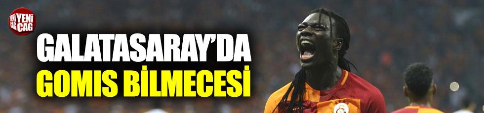Galatasaray'da Gomis bilmecesi