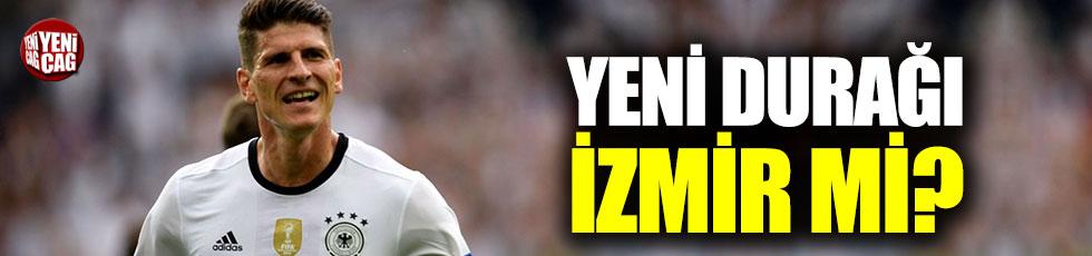 Mario Gomez'in yeni durağı İzmir mi?