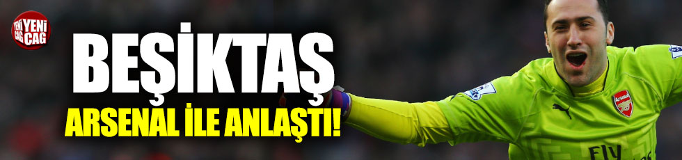 Beşiktaş, David Ospina için el sıkıştı