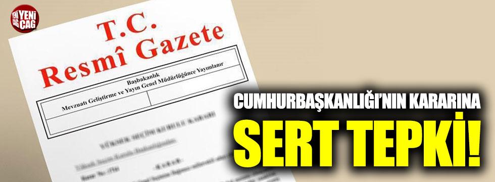 """Türk: """"Resmi Gazete mutlaka basılı olmalı"""""""