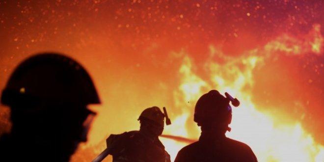 18 katlı binada yangın: 4 ölü
