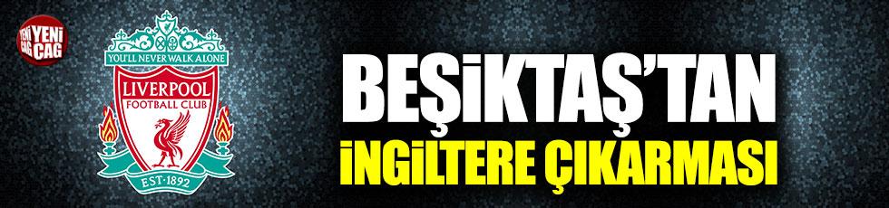 Beşiktaş'tan Simon Mignolet çıkarması