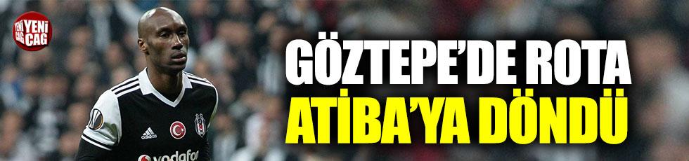 Göztepe'de rota Atiba'ya döndü