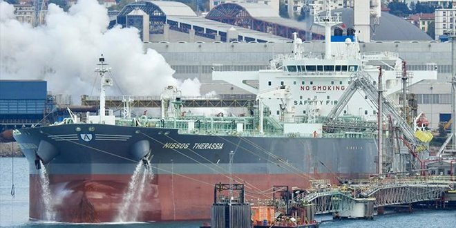 İstanbul Boğazı'nda gemi arızası