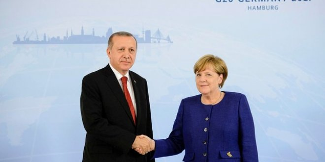 Erdoğan 4 yıl sonra Almanya'ya gidiyor
