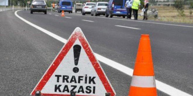 Trafik kazasında 2 asker hayatını kaybetti