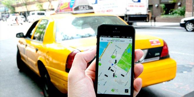 Uber'e karşı yasa onaylandı