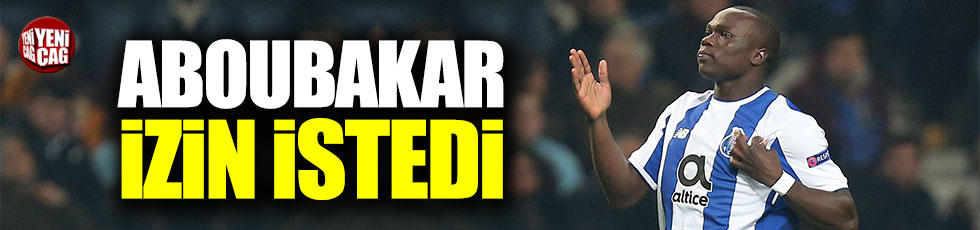 Aboubakar'dan Beşiktaş hamlesi