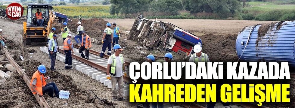 Tren kazasında ölü sayısı 25'e yükseldi