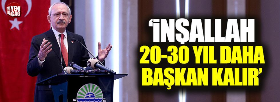 AKP'li Baybatur: Kılıçdaroğlu inşallah 25-30 yıl daha kalır